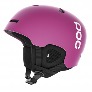 Lyžiarska prilba POC Auric Cut - Actinium Pink