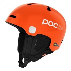Detská lyžiarska prilba POCito Fornix - Pocito Orange