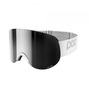 Lyžiarske okuliare POC Lid - Hydrogen White