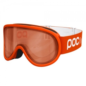 Detské lyžiarske okuliare POC POCito Retina - Zink Orange