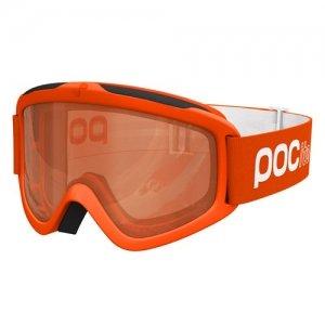 Detské lyžiarske okuliare POC POCito Iris - Zink Orange