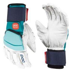 Lyžiarske rukavice POC Super Palm Comp - J. Mancuso Ed. Julia White