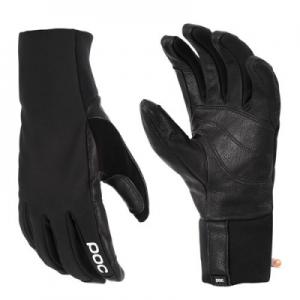 Lyžiarske rukavice POC Wrist Spring Glove - Uranium Black