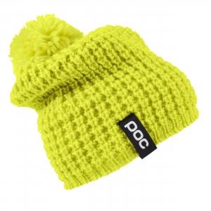 Lyžiarska čiapka POC Color Beanie - Hexane Yellow