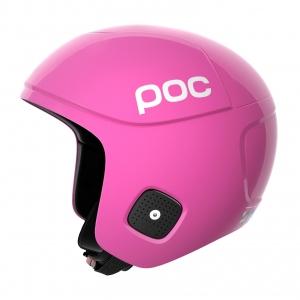 Lyžiarska prilba POC Skull Orbic X SPIN - actinium pink