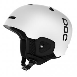 Lyžiarska prilba POC Auric Cut Communication - matt white