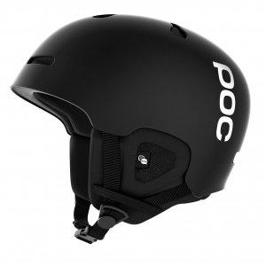 Lyžiarska prilba POC Auric Cut Communication - matt black