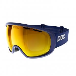 Lyžiarske okuliare POC Fovea Clarity basketane blue/spektris orange