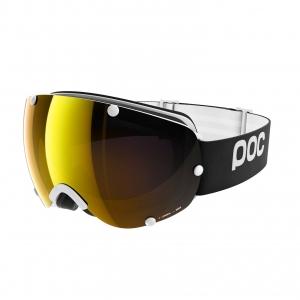 Lyžiarske okuliare POC Lobes - uranium black