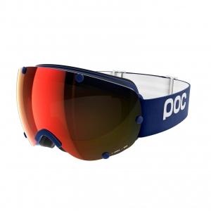 Lyžiarske okuliare POC Lobes - butylene blue