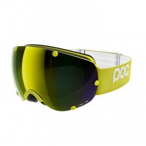 Lyžiarske okuliare POC Lobes - hexane yellow