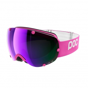 Lyžiarske okuliare POC Lobes - ethylene pink