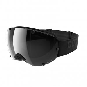 Lyžiarske okuliare POC Lobes - lobes all black uranium black