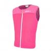 Detský lyžiarsky chránič POC POCito VPD Spine Vest fluorescent pink