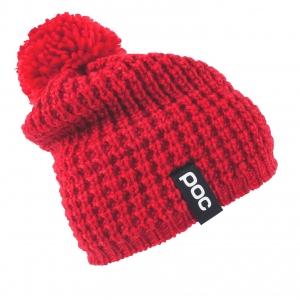 Lyžiarska čiapka POC Color Beanie - glucose red
