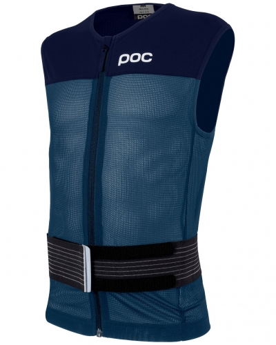 Lyžiarsky chránič POC VPD Air Vest Junior cubane blue