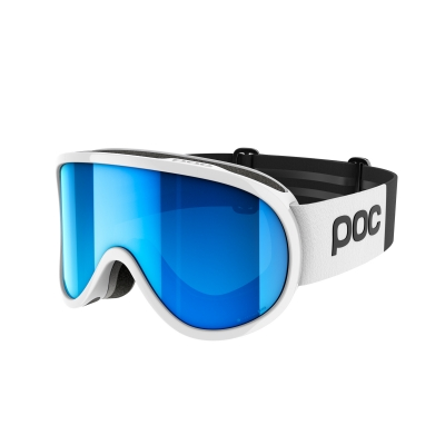 Lyžiarske okuliare POC Retina Clarity Comp hydrogen white/spektris blue