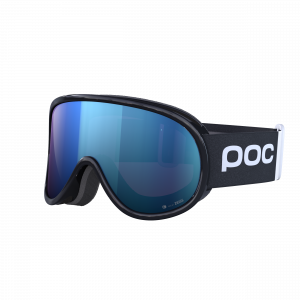 Lyžiarske okuliare POC Retina Clarity Comp uranium black/spektris blue