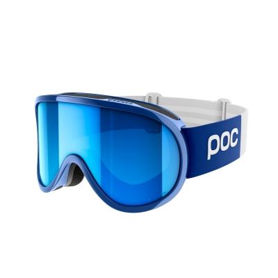 Lyžiarske okuliare POC Retina Clarity Comp lead blue/spektris blue