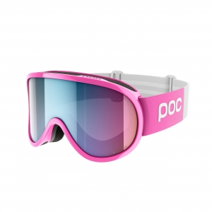 Lyžiarske okuliare POC Retina Clarity Comp actinium pink/spektris pink