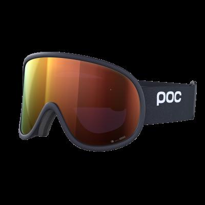 Lyžiarske okuliare POC Retina Big Clarity uranium black/spektris orange
