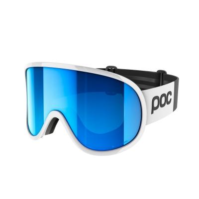 Lyžiarske okuliare POC Retina Big Clarity Comp hydrogen white/spektris blue