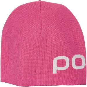 Lyžiarska čiapka POC pocito Fleece Beanie fluorescent pink
