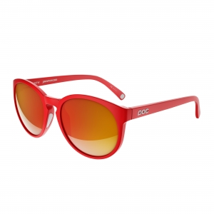 Slnečné okuliare POC Know Julia Mancuso Ed. julia red brown/red mirror