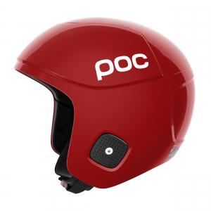 Lyžiarska prilba POC Skull Orbic X SPIN prismane red shiny