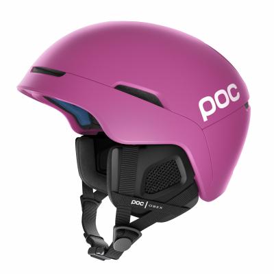 Lyžiarska prilba POC Obex SPIN actinium pink