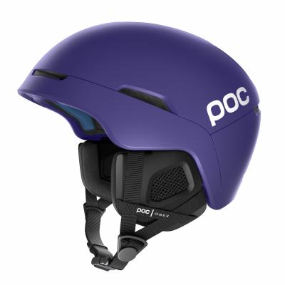Lyžiarska prilba POC Obex SPIN ametist purple