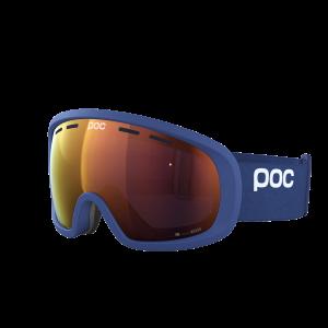 Lyžiarske okuliare POC Fovea Mid Clarity lead/spektris orange