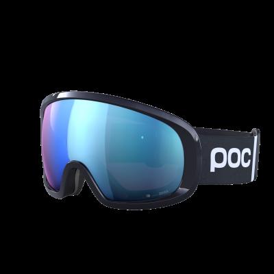 Lyžiarske okuliare POC Fovea Mid Clarity Comp uranium black/spektris blue