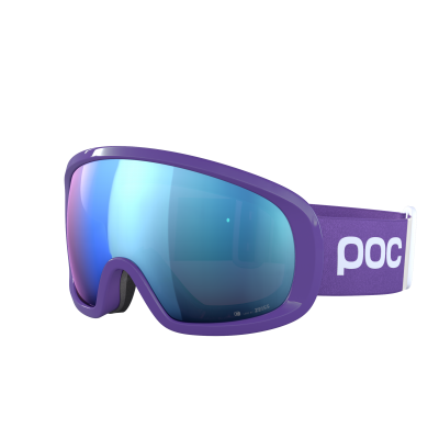 Lyžiarske okuliare POC Fovea Mid Clarity Comp ametist purple/spektris blue
