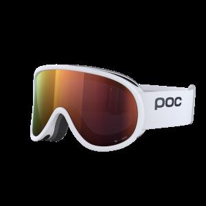 Lyžiarske okuliare POC Retina Clarity Comp hydrogen white/spektris orange