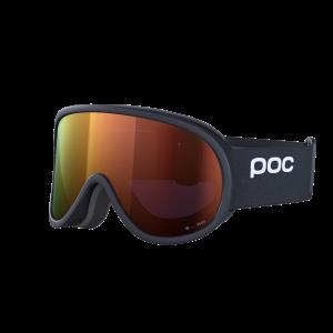 Lyžiarske okuliare POC Retina Clarity Comp uranium black/spektris orange