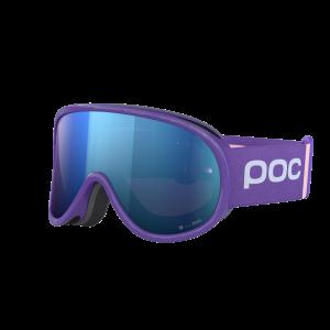 Lyžiarske okuliare POC Retina Clarity Comp ametist purple/spektris blue