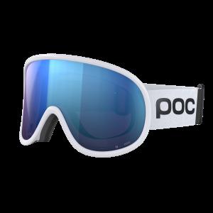 Lyžiarske okuliare POC Retina Big Clarity hydrogen white/spektris blue