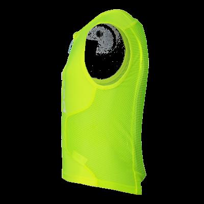 Detský lyžiarsky chránič POC POCito VPD Air Vest fluorescent green