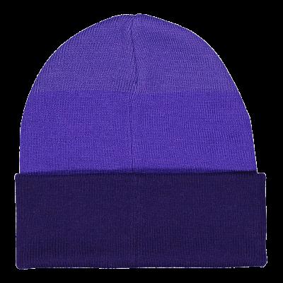 Lyžiarska čiapka POC Stripe Beanie light ametist/ametist purple/dark ametist