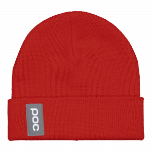 Lyžiarska čiapka POC Solid Beanie Prismane Red