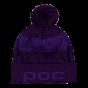 Lyžiarska čiapka POC Jaquard Beanie ametist purple/dark ametist purple