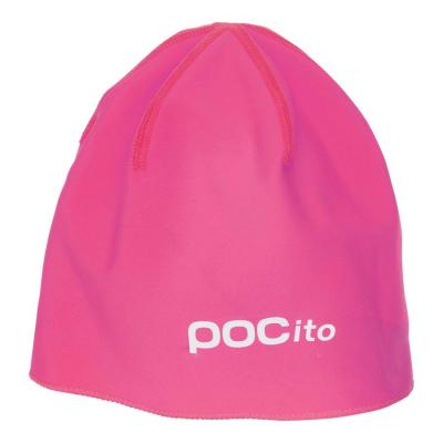 Lyžiarska čiapka POCito Fleece Beanie fluorescent pink