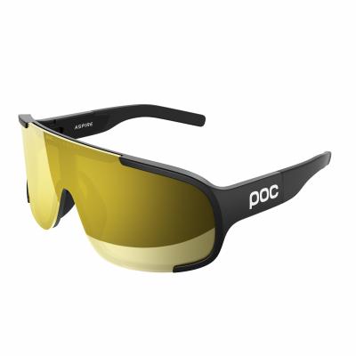 Slnečné okuliare POC Aspire Uranium black/violet/gold mirror