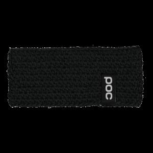 Lyžiarska čelenka POC Crochet Headband uranium black
